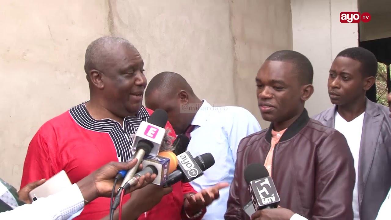 Download FULL VIDEO: WAZIRI KANGI LUGOLA ALIVYOMPIGA MASWALI NABII