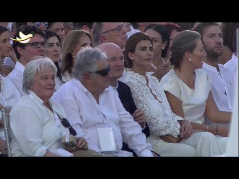 ¡Viva Colombia en paz!: Ban Ki-moon, secretario general de la ONU