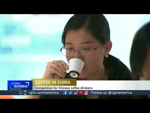Shawn Hackett on China's growing taste for coffee