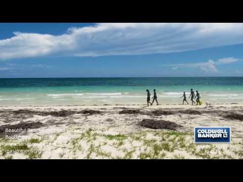 Bahamas Property - Beautiful Beachfront Land with open Zoning