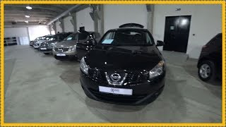 С пробегом Nissan Qashqai