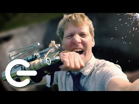A Day With Colin Furze - The Gadget Show