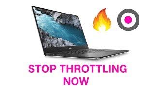 Stop thermal throttling on any Laptop 🔥🔥🔥(Intel Windows Laptop)