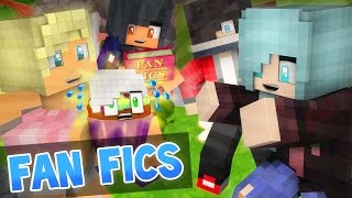 Sparkle Abs and Cupcakes | Minecraft Fanfic Readings