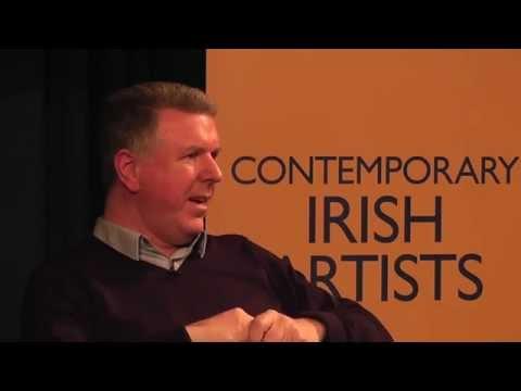 Willie Doherty in conversation