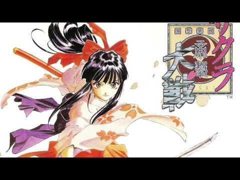 Sakura Wars Sega Saturn OST - 29 Minigame Sumire