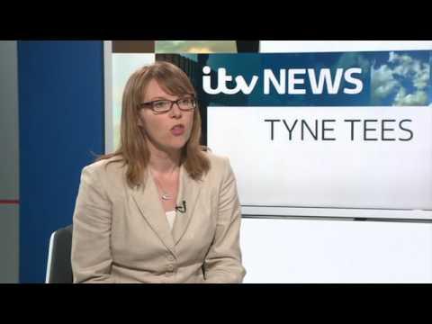 ITV Tyne Tees covers Blue Light NE Network
