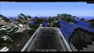 Minecraft-Presentation de mon Monde Solo