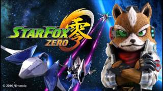 Star Fox Zero Music - Asteroid Belt - (HD)