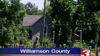 WSIL TV News Regarding Outlaw / Hells Angels Gang Fight in Williamson County
