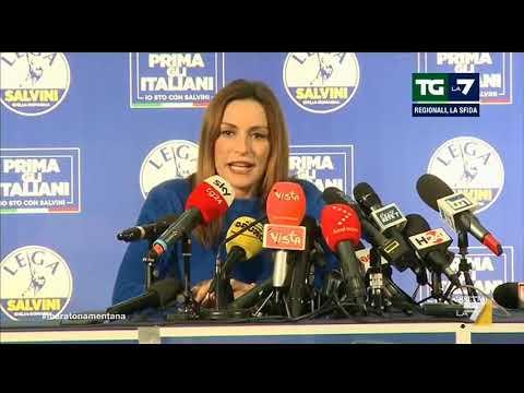 """Lucia Borgonzoni: """"Bonaccini"""