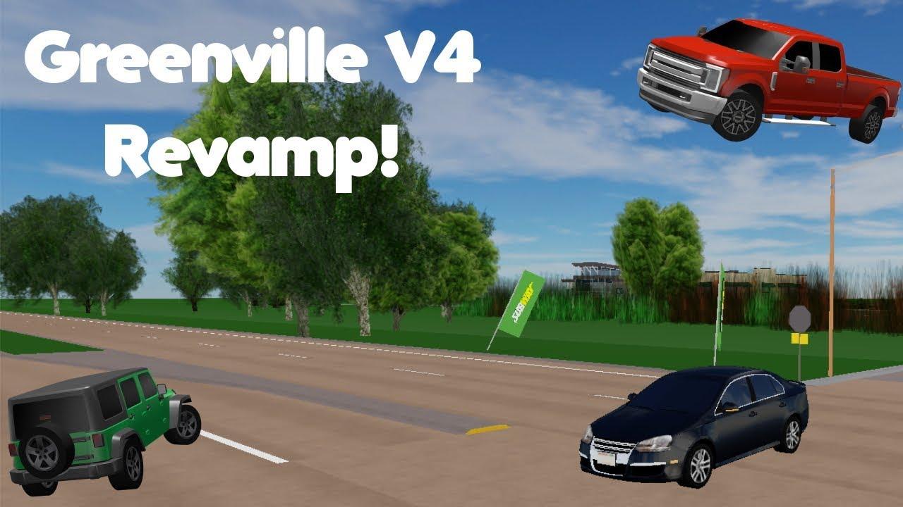 Greenville V4 Cars Roblox The Official Greenville V4 Revamp Test Server Youtube
