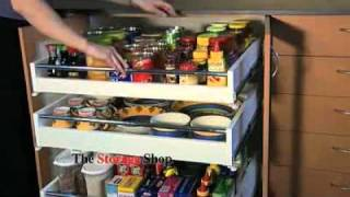 Kitchen Storage Solutions By The Storage Shop (15 Second Version)