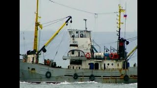 Захват судна «Норд»: Украине отрежут выход к морю