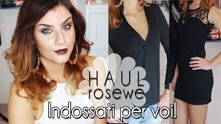 Fashion Haul + Review Rosewe.com | None Fashion and Beauty Thumbnail