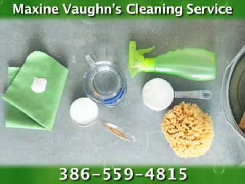 Maxine Vaughn's Cleaning Service,  East Palatka, FL