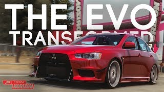 THE EVO TRANSFORMED - Forza Horizon 1 (Let's Play - #3)