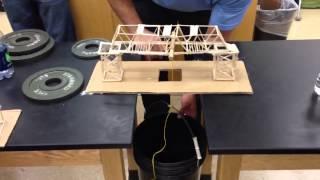 Tgmp123 Bridge I Made Out Of Toothpicks