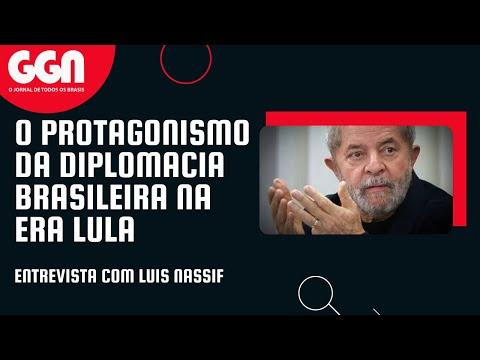 Lula na TV GGN: Uma diplomacia respeitada no mundo