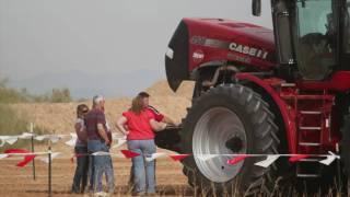 ashland scrapers case ih steiger magnum tractors red power tour phoenix