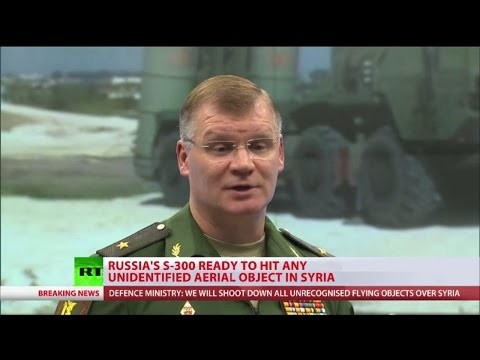 Russia Draws Line Against US Aggression in Syria