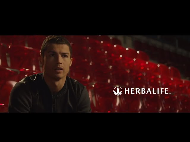 Why does Cristiano Ronaldo choose to work with Herbalife? Trust. Honesty. Professionalism.