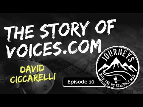 Building a Global Business and Brand: David Ciccarelli - NSM Podcast, Ep. 10