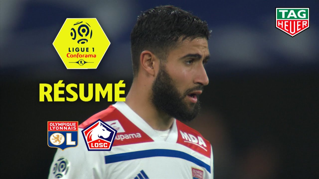 lyon vs lille  5 may 2019   ud83d udd25 video highlights