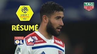 Olympique Lyonnais - LOSC ( 2-2 ) - Résumé - (OL - LOSC) / 2018-19