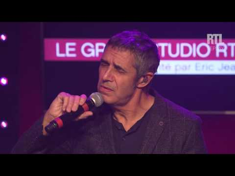 Julien Clerc - Fais moi une place (Live) - Le Grand Studio RTL