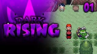"Pokémon Dark Rising Nuzlocke! Part 1: ""HARDEST POKEMON HACK!?"""