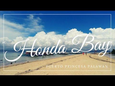 A Day At The Honda Bay Of Puerto Princesa Palawan