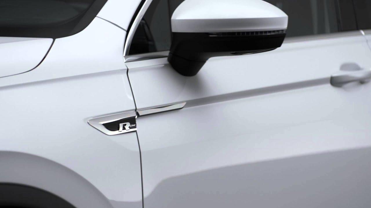 2016 Volkswagen Tiguan R-Line video debut - YouTube