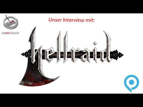 gamescom 2014 - Interview mit Marcin Kruczkiewicz über Hellraid