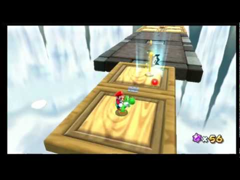 Pepper Yoshi - Super Mario Galaxy 2 Gameplay!!!