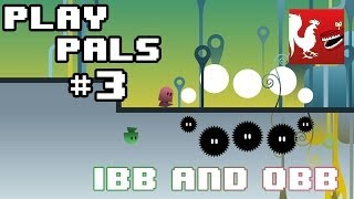 Play Pals - Ibb and Obb | Rooster Teeth