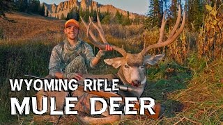 2014 Wyoming Rifle Mule Deer - LONG