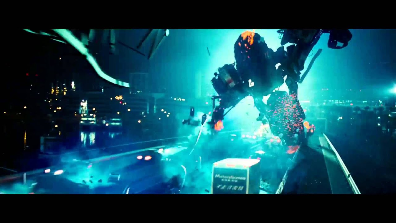 Transformers Fight Sce... Shia Labeouf Transformers