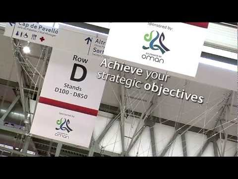 EIBTM Sponsorship - The Global Hub for the Meetings Industry