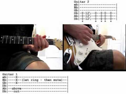 Seether - Burrito guitar cover WITH TABS