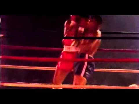 Tyson - 2008, Mike Tyson fight sequence