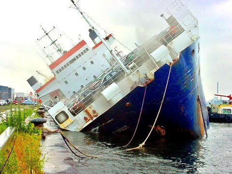 17 Accidents in sea (seaman life)