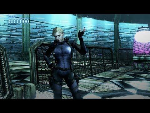 Mod Showcase #11 - Resident Evil 6 - Jill Battlesuit by felixnew