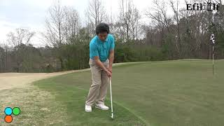 Efil golf Ep 120 Lesson 40 #1 Golf Chipping Release Wine Glass & Dead Hand 03 18 2019