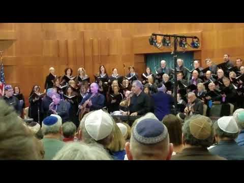 Safam 'Adon Olam' with the Zamir Chorale