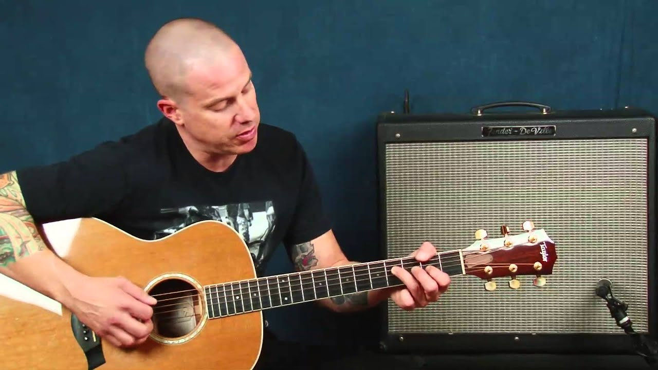 Learn Country Guitar Rascal Flats Inspired Lesson Chords Ideas