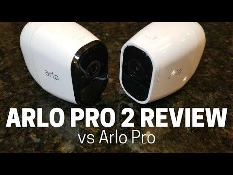 Arlo Pro 2 Review Vs Arlo Pro Comparison Best Wireless