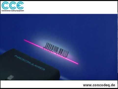 Barcodekennzeichnung von Kanistern mittels CIJ Drucker