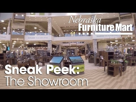 NFM Texas Tuesday: Sneak Peek - The Showroom