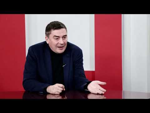 """Актуальне інтерв'ю. Д. Добродомов -  лідер партії """"Народний контроль"""""""